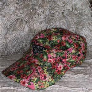 empyre surplus co. Accessories - Floral SnapBack hat